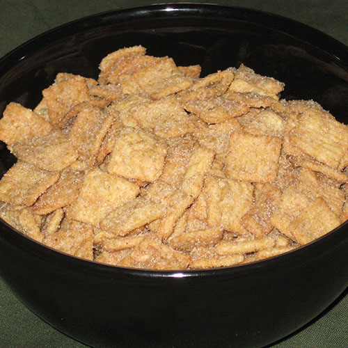 FLV Crunch Cereal