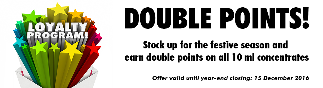 Double Points 2016