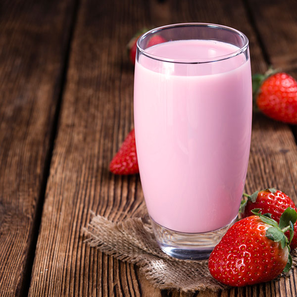 LOCO Strawberry Milk