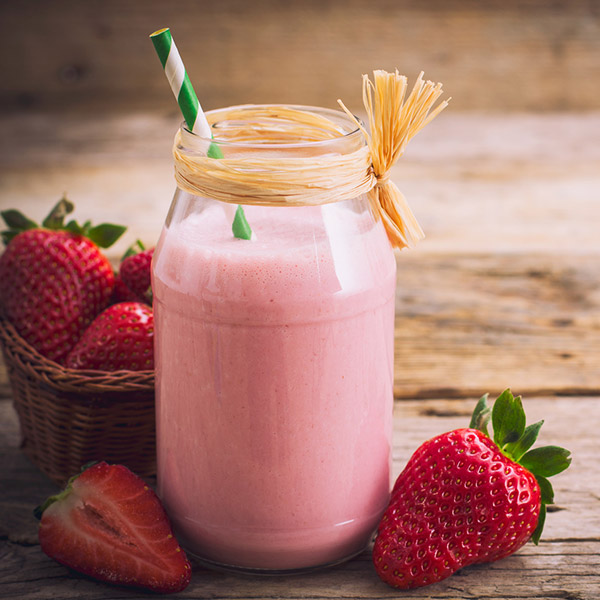 RF Strawberry Milkshake