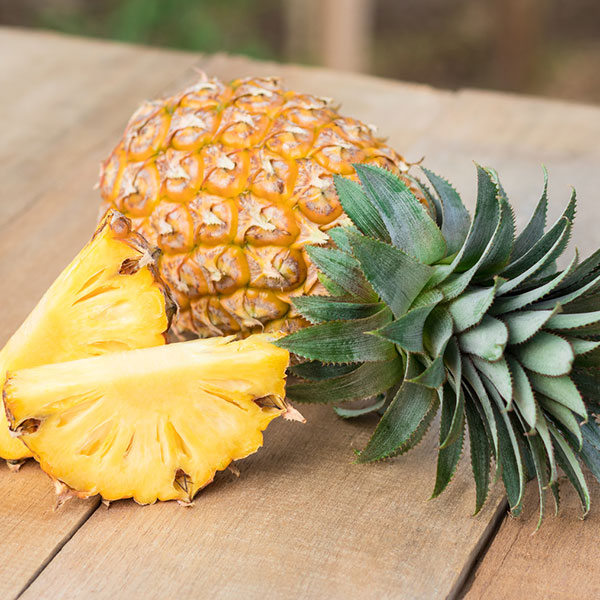 INW Raw Pineapple